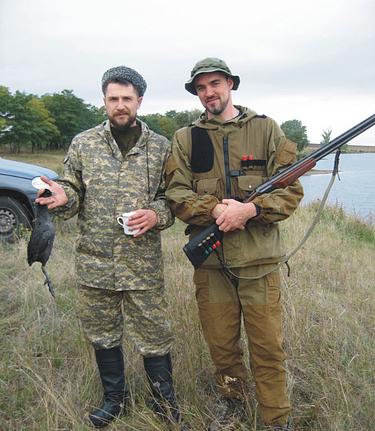 охота в Тацинской