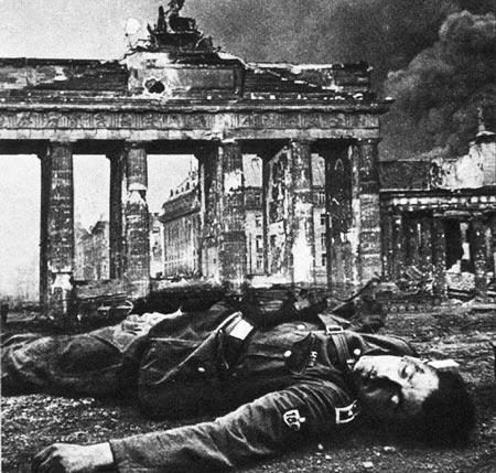 Ужасы второй мировой войны европа 1945г