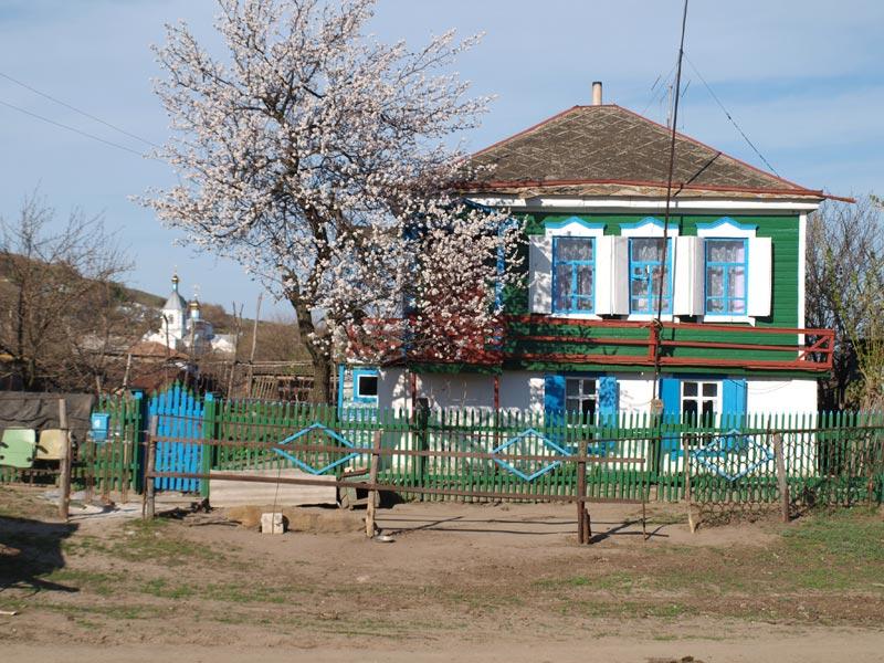 казачий дом картинка