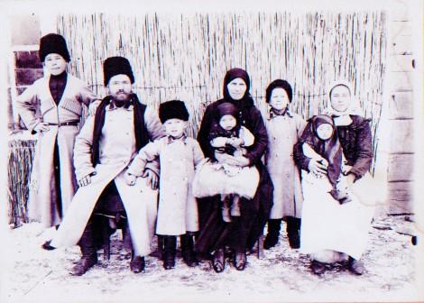 Семья Сергиенко
